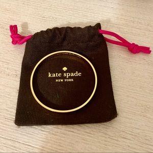 Kate Spade Heart of Gold Idiom Bangle